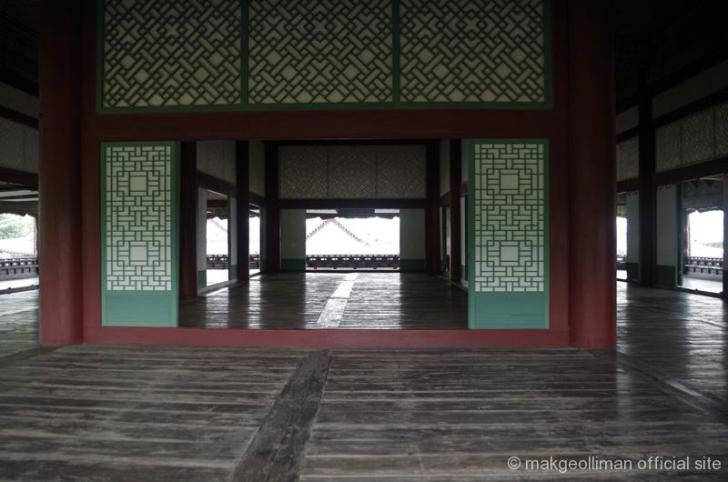 慶会楼(キョンフェル)