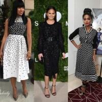 glamspiration: polka dots
