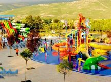 50% Entrance For One from Waterland, Arde Zgharta (Only ...
