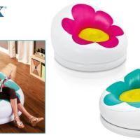 Intex Inflatable Flower Blossom Chair For Kids - Fuschia ...