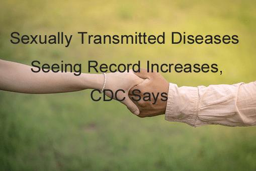 アメリカで性感染症増大
