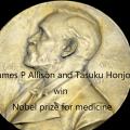 本庶佑さんノーベル生理学・医学賞を受賞
