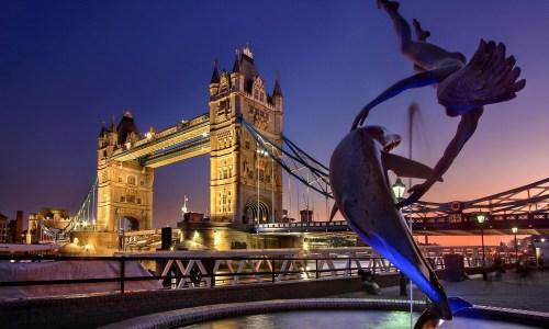 ロンドンの橋の画像