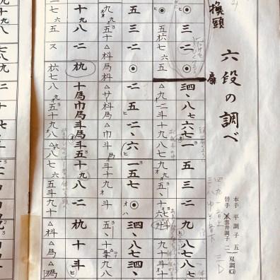Yatsuhashi Kengyo - Rokudan