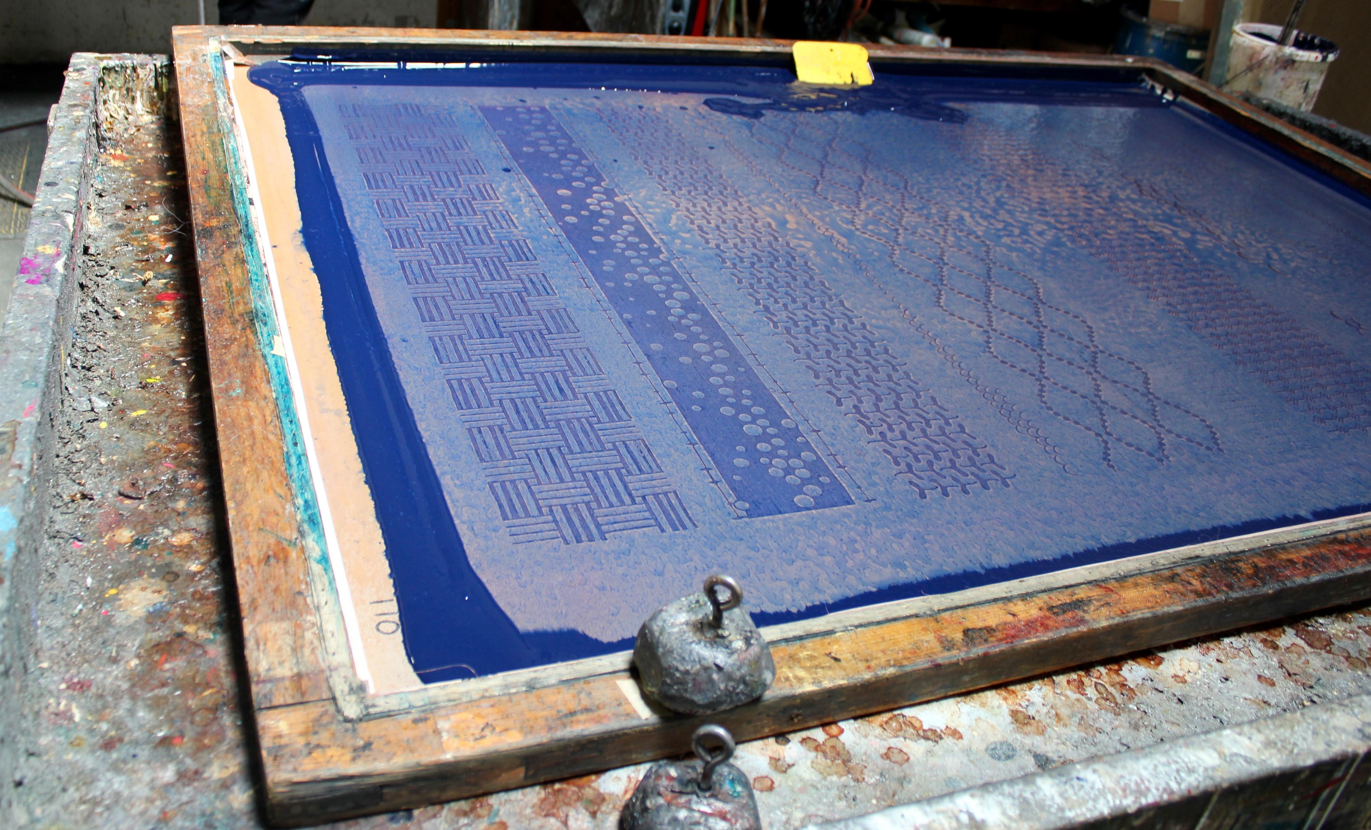 Artist Residency/Textile Design in San Francisco