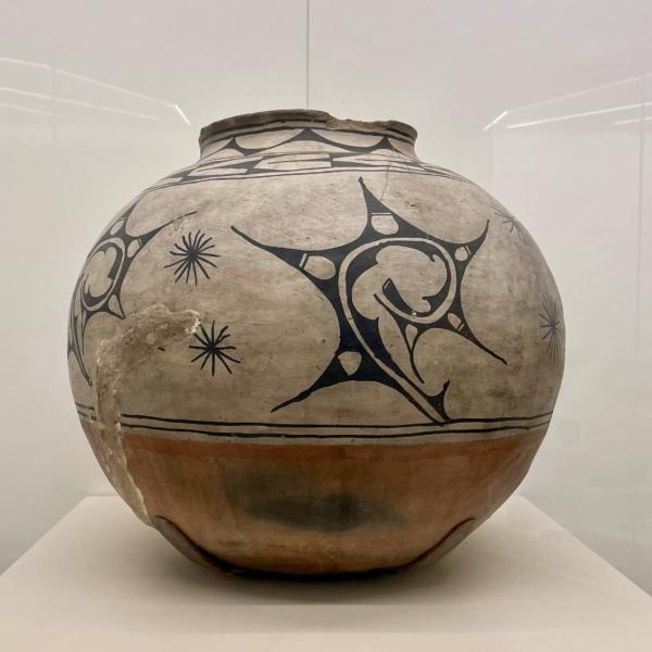 Tewa Pottery