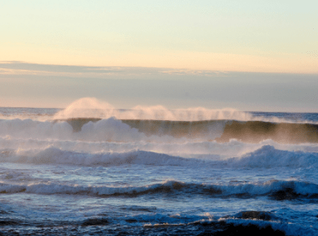 #075a Point Reyes Waves