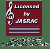 Jasrac License