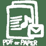 Sheet music PDF & paper