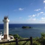 平久保崎灯台の朝