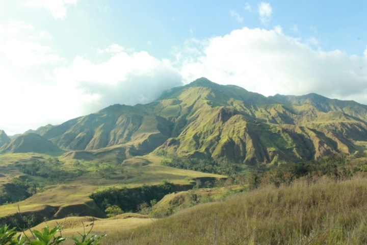 Breath-taking view of Mts. Iglit-Baco National Park Photo taken by For. Leonardo D. Barua