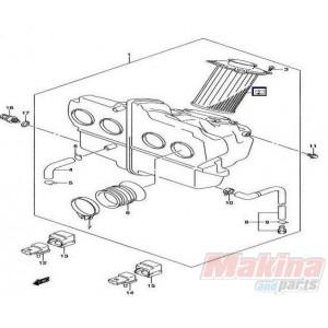 1378042F00 Air Filter Suzuki GSX-1400