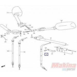 5820035F10 Clutch Cable Suzuki GSXR-600-750 '02-'03