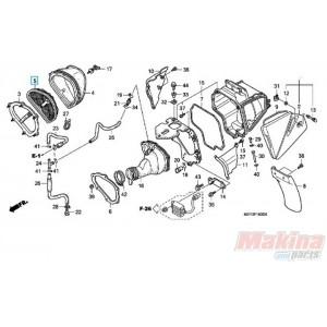 17214MEN670 Βάση Φίλτρου Αέρος Honda CRF-250X-450X