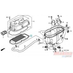 17211KPC870 Air Filter Honda XL-125V Varadero '10-'11