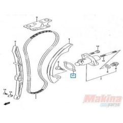 2001 Drz 400 Wiring Diagram Lincoln Sa 200 F163 1283724a10 Gasket Timing Chain Tensioner Suzuki Dl-1000 V-strom