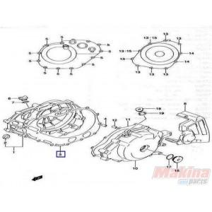 1148244H00 Clutch Cover Gasket Suzuki DL-650 V-Strom