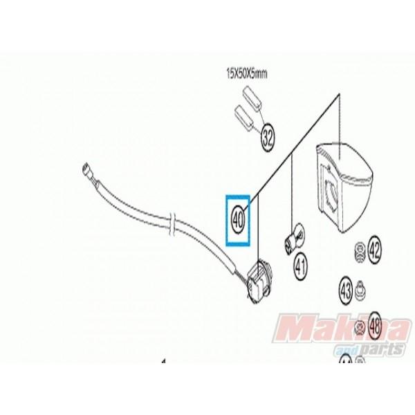 58414040100 Φανάρι Οπίσθιο KTM LC4-640 '99-'07