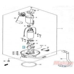 2006 Drz 400 Wiring Diagram 1993 Honda Accord Engine 1542035f01 Strainer Fuel Pump Suzuki Dl-650 V-strom '04-'06