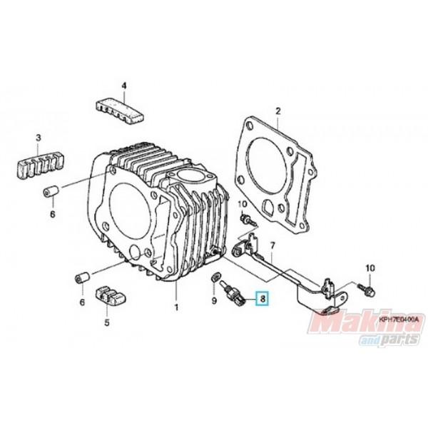 37750KPH701 Sensor Assy. Thermostat Oil Honda ANF-125 i
