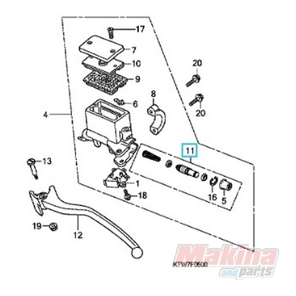 Honda Silverwing Parts Diagram. Honda. Auto Wiring Diagram