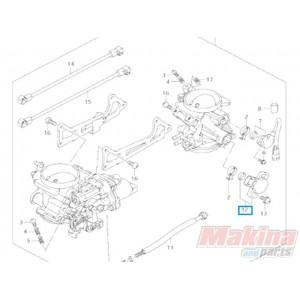 1355013D60 Sensor Assy. (TPS) Suzuki DL-650 V-Strom '04-'06