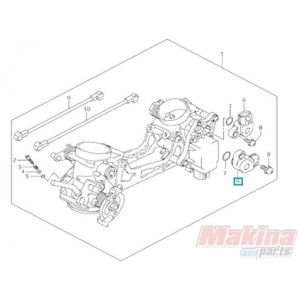 1358027G21 Sensor Assy. Fuel (TPS) Suzuki DL-650 V-Strom