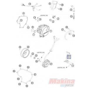 77339034000 Pulser Coil Kokusan KTM EXC-400-450-530 '08-'11