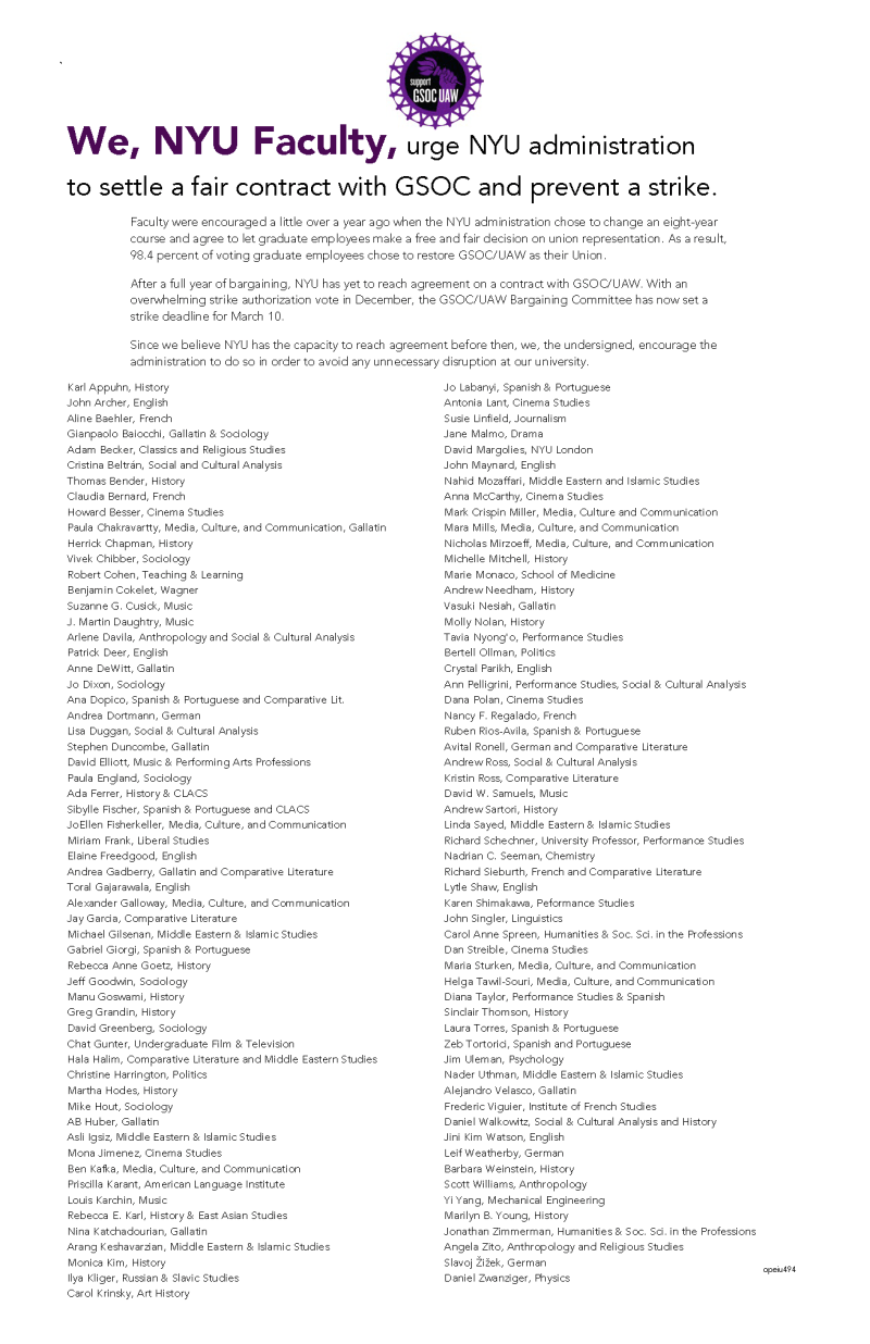 Mar 2015 Faculty Petition 11x17 (WITH BUG)