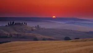 tuscansunrise