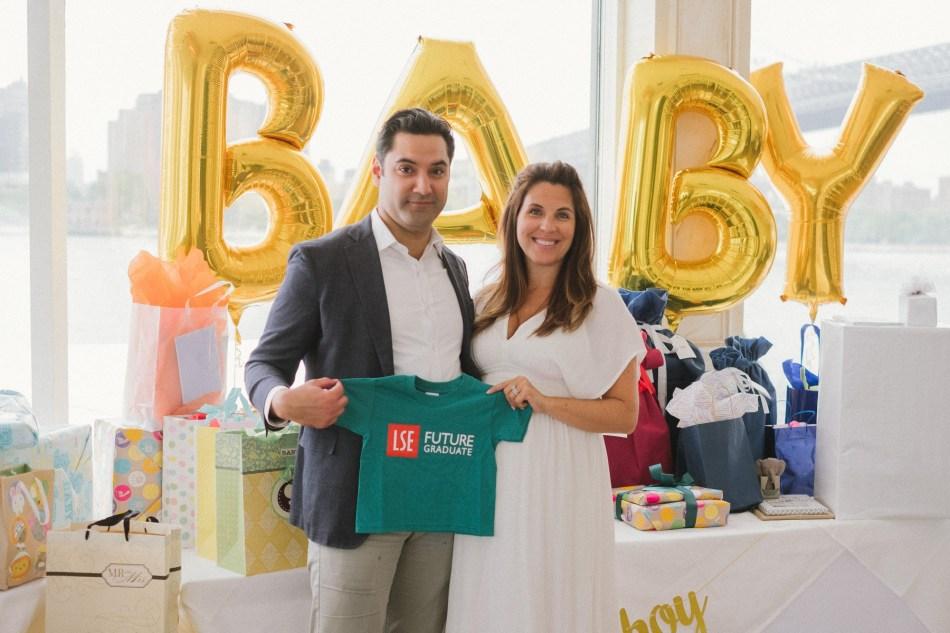 Co-Ed Baby Shower Gift Table Balloons.jpg