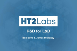 R&D for L&D by Ben Betts and James Mullaney