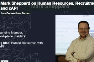 Human Resources, Recruitment and xAPI by Mark Sheppard