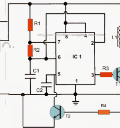 6v to 220v boost ups circuit for satellite tv modems [ 1600 x 599 Pixel ]