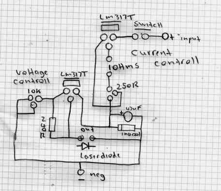 How to Build a LM317 as a Variable Voltage Regulator and