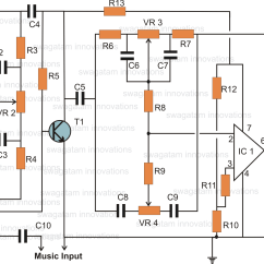Circuit Diagram Of Home Theater 1997 Dodge Dakota Tach Wiring Simple Explained Seeking The Demonstrated Above Design Is A Typical Tone Controller Owning Discrete Bass And Treble Controls