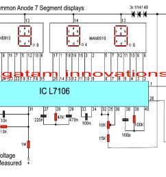 car voltmeter wiring diagram [ 1466 x 990 Pixel ]