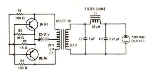 Simple Inverter Circuits for Newers
