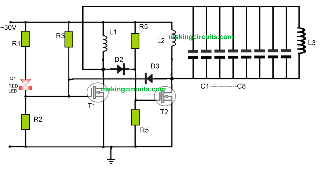 transmitter and receiver circuit design