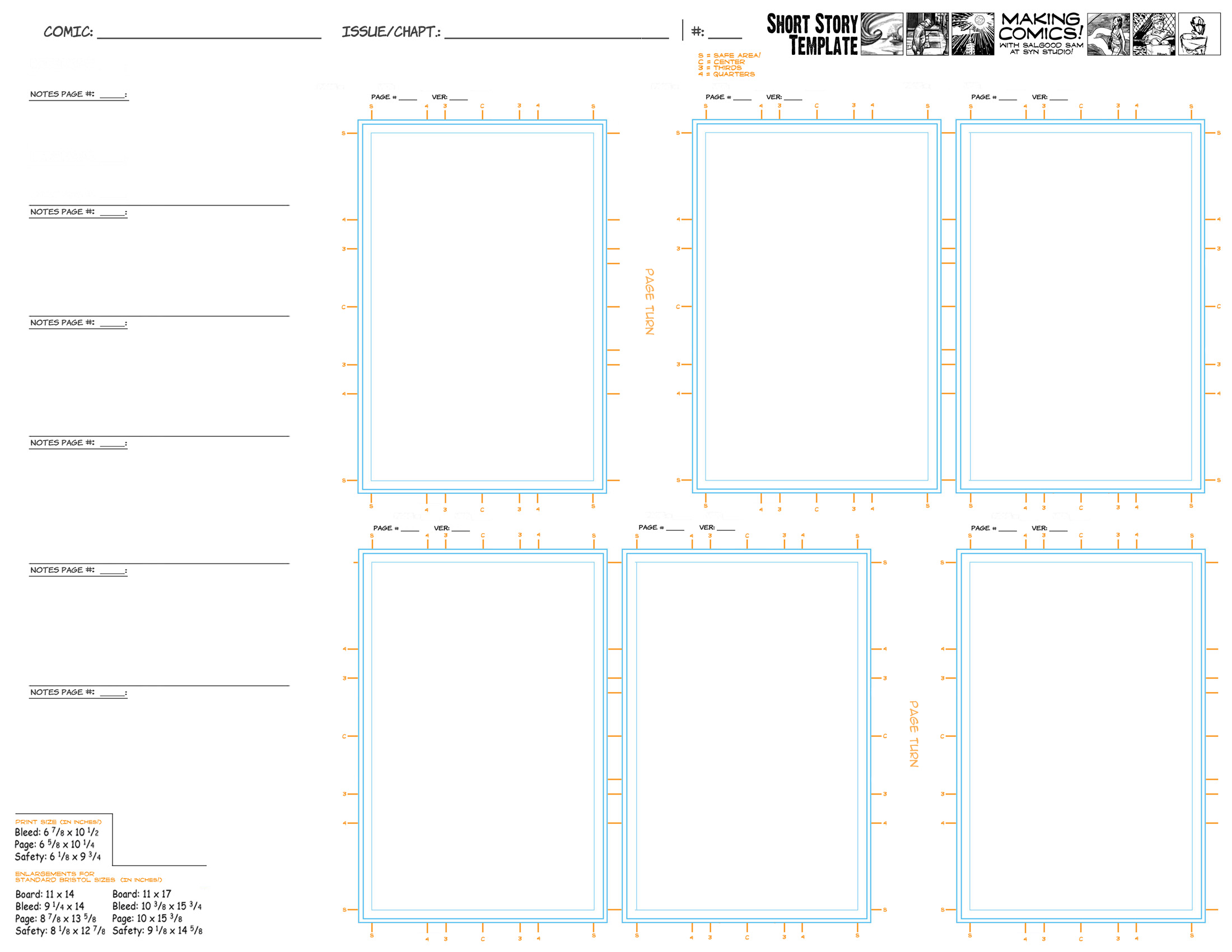 Page aspect ratios templates making comics the template is made to be printed on a 85x11 sheet in landscape mode but if you want more room print it out on a larger sheet the file is saved at 200 malvernweather Gallery