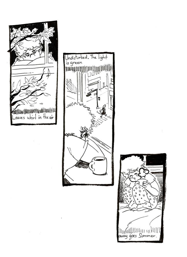 Haiku, Senryū & Tanka – Making Comics