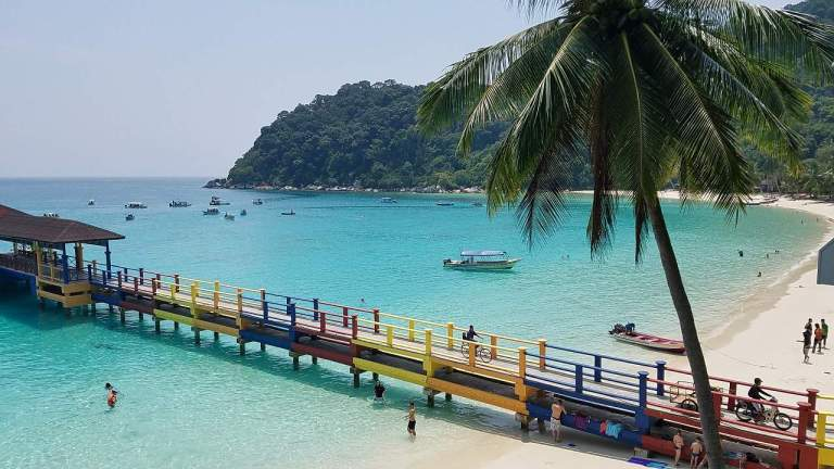 The Perhentian Islands. Beaches, Bats, and Beauty.