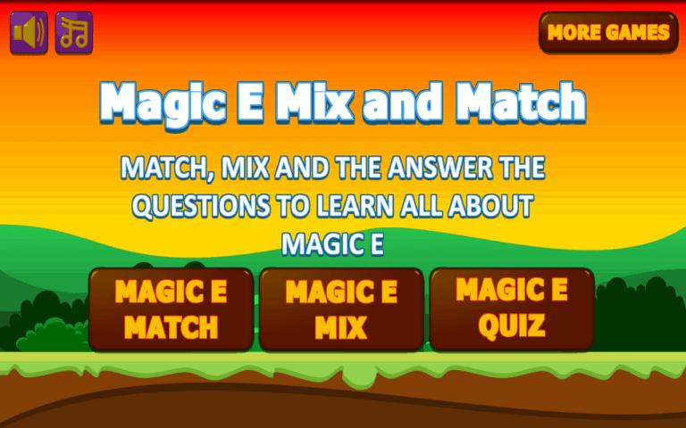 Free Magic E Online Games list.