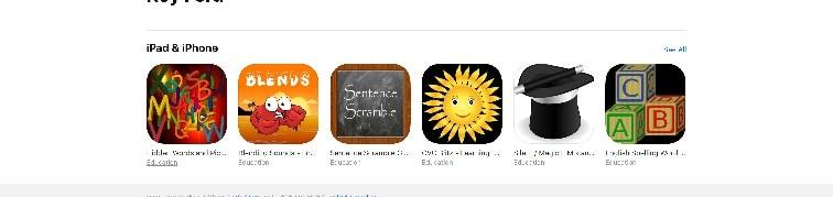 FREE English Phonics apps