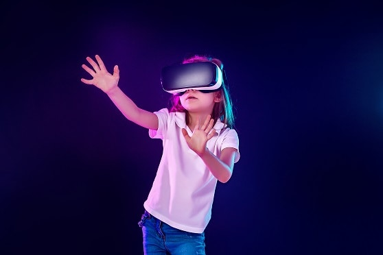 VR (Virtual reality) in the Classroom.