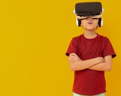 Virtual reality in classrooms