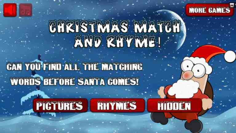 3 Free Online Christmas Games for Kindergarten and young Learners