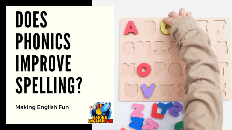 How Can Phonics Improve Spelling?