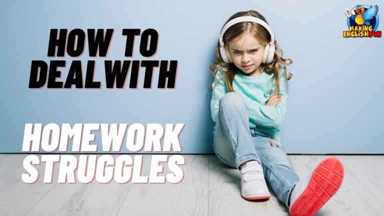 How to Deal with Homework Struggles – Practical Solutions
