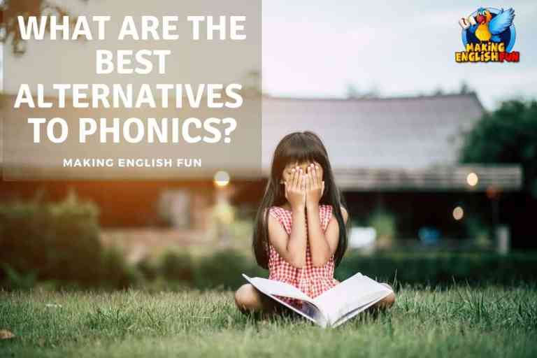 What Are the Best Alternatives to Phonics?